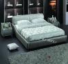 PU soft bed A2115