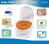 Plastic Baby Care Product For Toilet XJ-5K041