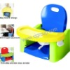 Plastic Baby Safety Seat With Tray XJ-5K040