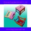 Plastic Folding stool injection mold
