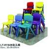 Plastic desk,children chair (LT-0154B)
