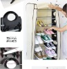 Plastic shoe rack WSR031