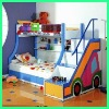 Popular MDF children bunk bed