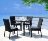 Rattan wicker dining room furniture EM-KFga612