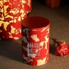 Resin Chinese Paper Cutting Stool