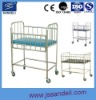 SDL-A0303 stainless steel pediatric hosptial bed