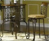 Steel bar furniture steel bar stool BZ-7007H