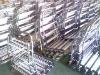 Steel chair frame (zinc plated)