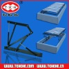 T092B metal sofa bed frame for storage area