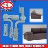 T3408B adjustable function sofa headrest hinge
