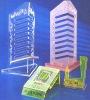 Tower-shape  Acrylic CD Display