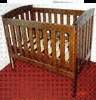 Traditional Baby Cot&Baby Crib&Wooden Crib&Baby Bed