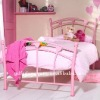 UK kids metal bed