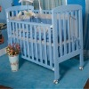 W-BB-73 pine wood nursery crib