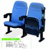 WH263 Henking with cupshelf Auditorium Chair
