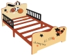 WOODEN TODDLE BED
