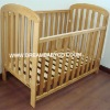 Wooden Baby Bed: BC-004