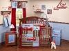 Wooden Baby Bed LEC-008