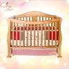 Wooden Baby Bed LEC-013
