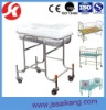 X01 Stainless steel baby cot