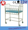 X03 Stainless steel baby crib