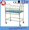X03 Stainless steel children bed