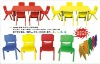 XF-86096  children play  tables and chairs set
