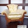 antique wooden chair SC3133