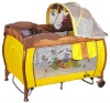 baby cot bed new design EN716 high quality aluminium tube