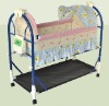 baby products/baby auto-swing crib