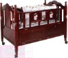 baby wooden bed(5268)