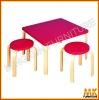 bentwood children table set