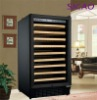 built-in wine cooler with compressor