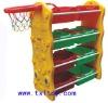 children   box  shelves