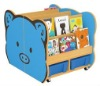 children cute bookcase