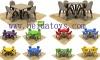 children furniture made Import LLDPE BD-M304-3