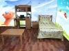 children furniture set.children singer bed.Children furniture four times