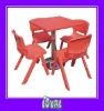 children s activity table with storage