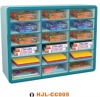 children schoolbag display cabinet/educational Furniture