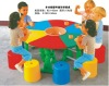 children writing table made of LLDPE BD-MM213-2