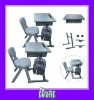 childrens plastic table and chair set
