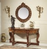 console table with mirror NS-8065