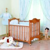 convertible baby wooden cot bed
