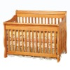 convertible baby wooden crib