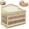 crib | wooden crib | baby crib