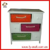 delicate manual home storage cabinet