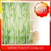 eco-friendly shower curtain