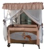 folding baby travel cot