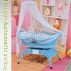 furniture factory/voice control&automatic swing baby bed