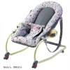 high feet baby rocker